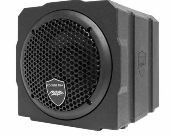 "Wet Sounds STEALTH AS-6 STEALTH AS-6, 6.5"" Active Marine Enclosure"