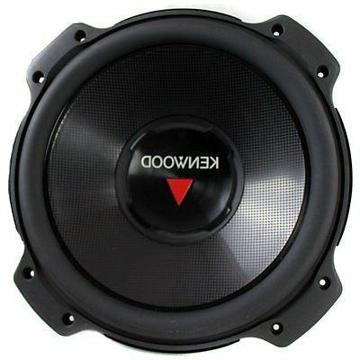 Kenwood 12 2000W 4 + Sealed Box Amplifier & Kit