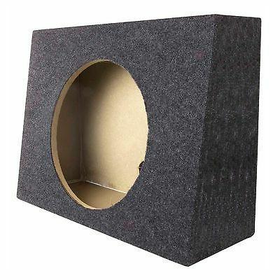 Kenwood 4 Subwoofer Sealed Box + Amplifier