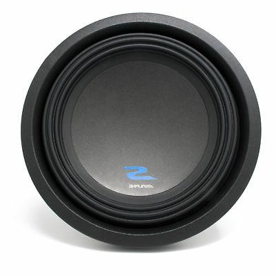 Alpine Subwoofer Package - Two S-W10D4 Dual 4-Ohm Subwoofers