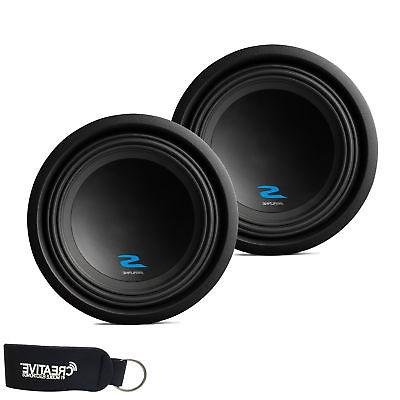 subwoofer package two s w10d2 s series