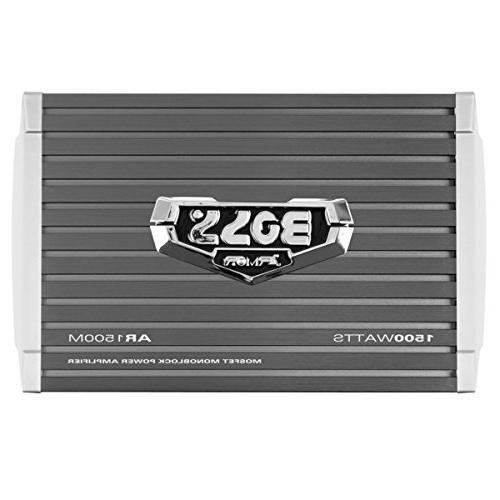 Boss + Boss Amplifier + Remote Kit + Q-Power Enclosure