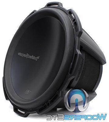 Rockford Fosgate T0D415 Power T0 DVC 4 Ohm 15-Inch 550 Watts