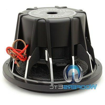 SOUNDSTREAM 2000W MAX DUAL SUBWOOFER