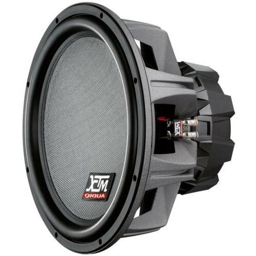 "MTX T815-44 T8000 Series 15"" 600W RMS Dual Voice Coil 4 Ohm"