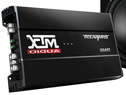 """MTX TNP212D2 12"""" 1200W Dual Subwoofer Audio Kit"""