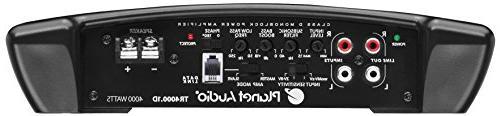 Planet Audio TR4000.1D Torque 4000 Watt, Stable D Monoblock Car with Subwoofer