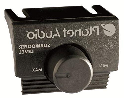Planet Audio 1000-Watt Full A/B 2 Amplifier with Subwoofer Level