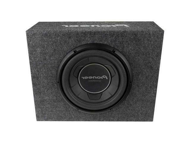 Compact Subwoofer + Amplifier + Kit