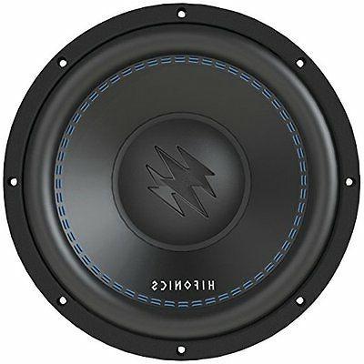 Hifonics Tw10d2 Titan Dual Voice Coil Subwoofer