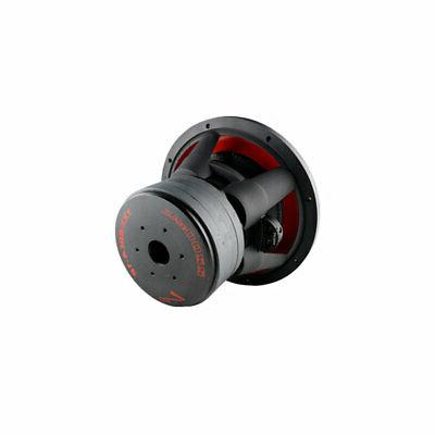 AudioPipe TXX-BDC4-12 12 2,200 Ohm Car Black