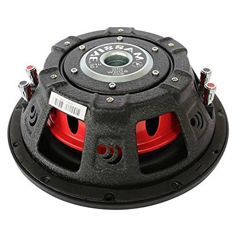 Massive UFO10 Inch Shallow Subwoofer - High Shallow inch Coil Car Subwoofer with a Clean Sold Individually