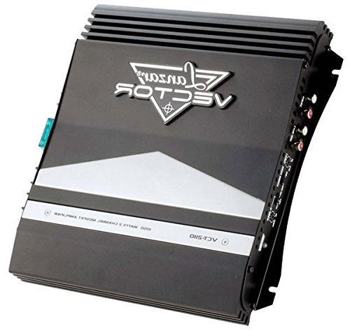 New Lanzar VCT2110 1000 Watt 2 Channel High Power MOSFET Amplifier Car Audio Amp