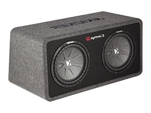 Kicker 1600W Dual Loaded