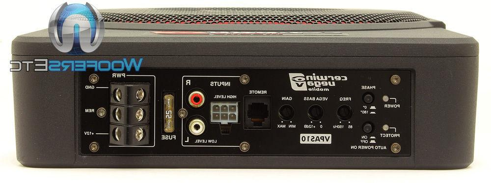 VPAS10 System 200 W RMS