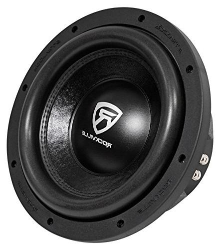"Rockville W10K6D2 10"" 2000w Car Audio Dual 2-Ohm Compliant"