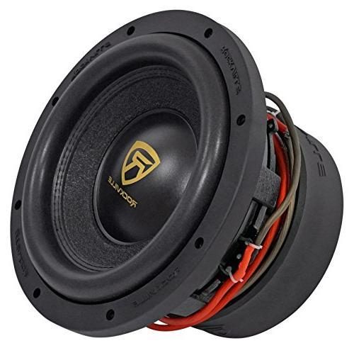 """Rockville W10K9D4 10"""" Watt Car Subwoofer+Mono Amplifier+Amp Kit"""