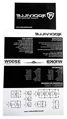 6400 Watt Subwoofers + Box Enclosure