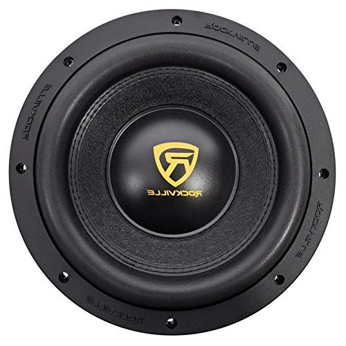 6400 Subwoofers Dual