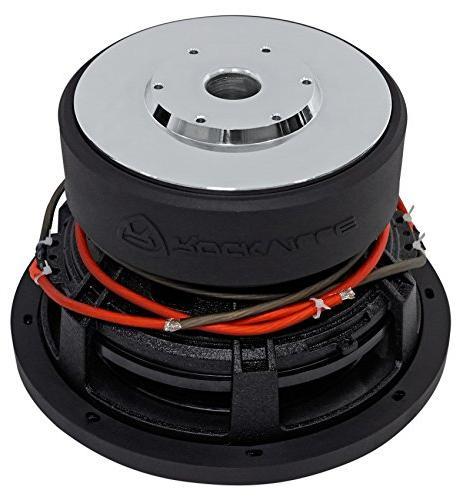 Rockville W10K9D4 Watt Car Audio Subwoofer+Mono