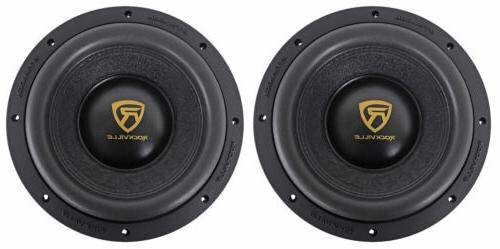 w10k9d4 car audio subwoofers dual