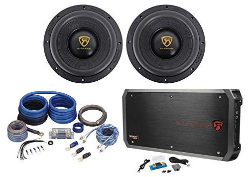 w10k9d4 car subwoofers mono amplifier