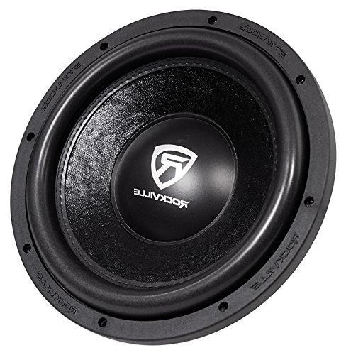 "12"" Car Audio Subwoofers 2-Ohm Subs"