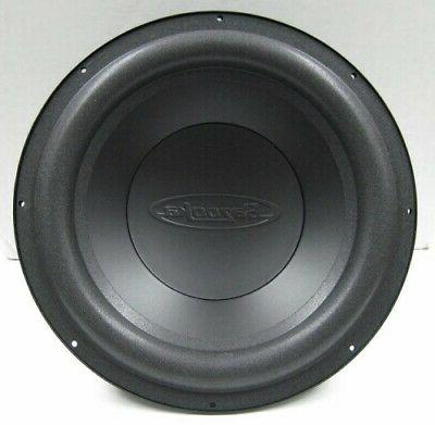 wf1082 component woofer replacement 10 8 ohms