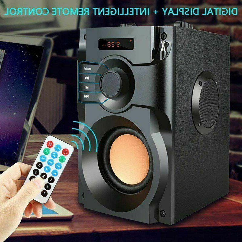 wireless outdoor speaker large bluetooth loud