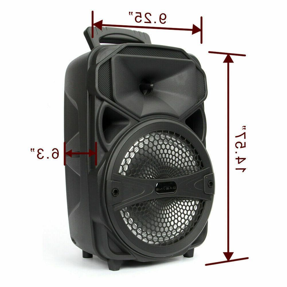 Wireless Portable Speaker Sound System Party