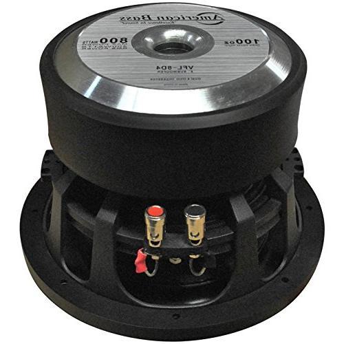 800w Subwoofer Speaker Woofer Audio