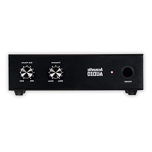 Acoustic Subwoofer Amp 200 Amplifier