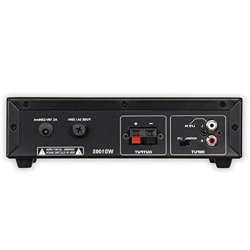 Acoustic Audio Passive Subwoofer Amplifier for