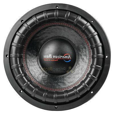 American Subwoofer Audio