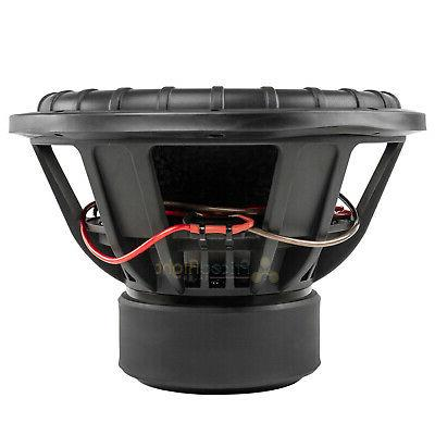 """American Bass 15"""" Subwoofer Dual 4 2000 Max Audio"""