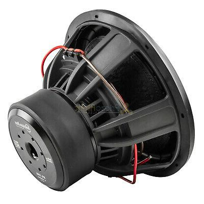 Subwoofer 2000 Watts Audio Single