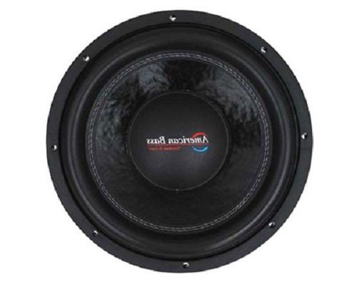 xfl1022 subwoofer car audio sub
