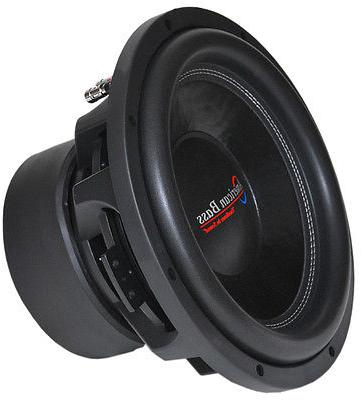 xfl1244 12 subwoofer with dual 4 ohm