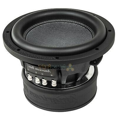 "American XR-10D2 10"" Subwoofer Dual 2 Ohm 2000W Magnet"