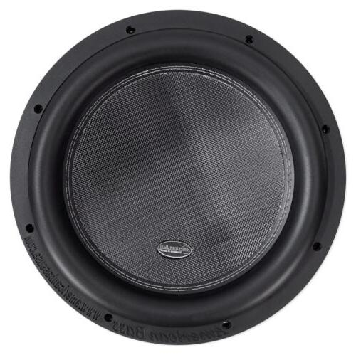 """American Bass 12"""" Competition Subwoofer 3"""" Voice Coil/200 Oz"""