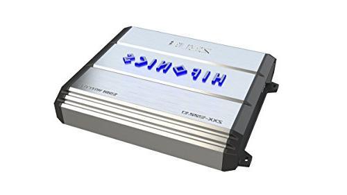 Hifonics Zeus 1200-Watt Max Class D Monoblock Car Audio Ampl
