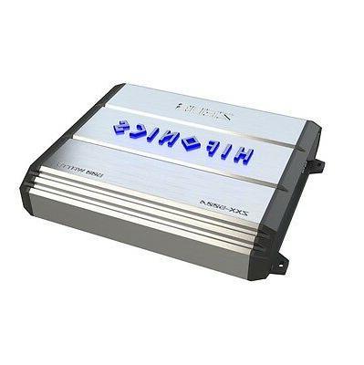 Hifonics ZXX-600.4 600 Watt 4 Channel Class A/B Bridgeable C