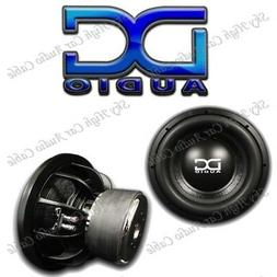 "DC AUDIO Level 3 15"" 2 ohm Dual Voice Coil Subwoofer 900/180"