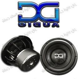 """DC AUDIO Level 4 15"""" 2 ohm Dual Voice Coil Subwoofer 1400/28"""