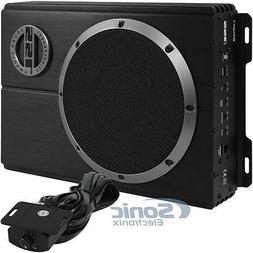 Sound Storm LOPRO8 Amplified Car Subwoofer - 600 Watts Max P