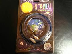 Wireworld Luna 5 Subwoofer Y cable 4 Meter Mono RCA patch co