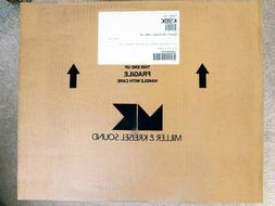 M&K K-9BK Subwoofer New In Original Box