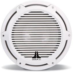 "M10W5-CG-WH - JL Audio 10"" Marine Subwoofer Classic Grill"