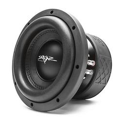 "NEW SKAR AUDIO MA-8 D2 8"" 400W RMS DUAL 2 SUBWOOFER"
