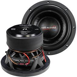 "American Bass 10"" 220Oz Magnet Woofer Dvc 4 Ohm 2000W Max"